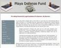 Playa Defense Fund-'08