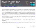 Playa Oxygen Bar - '11